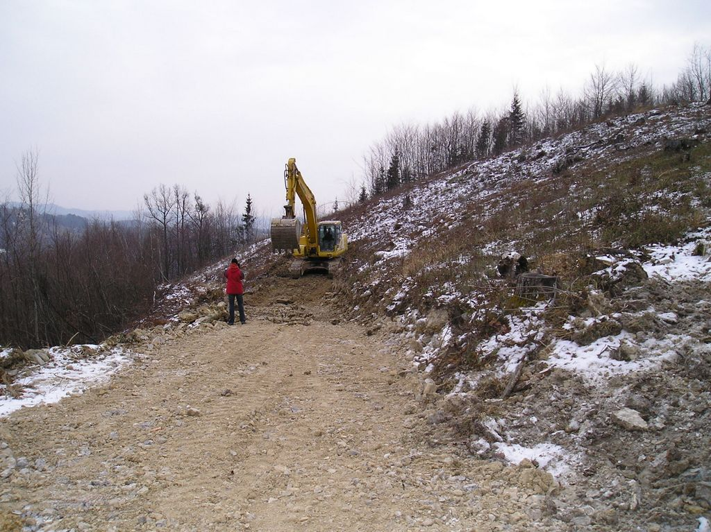 Preparing the access path