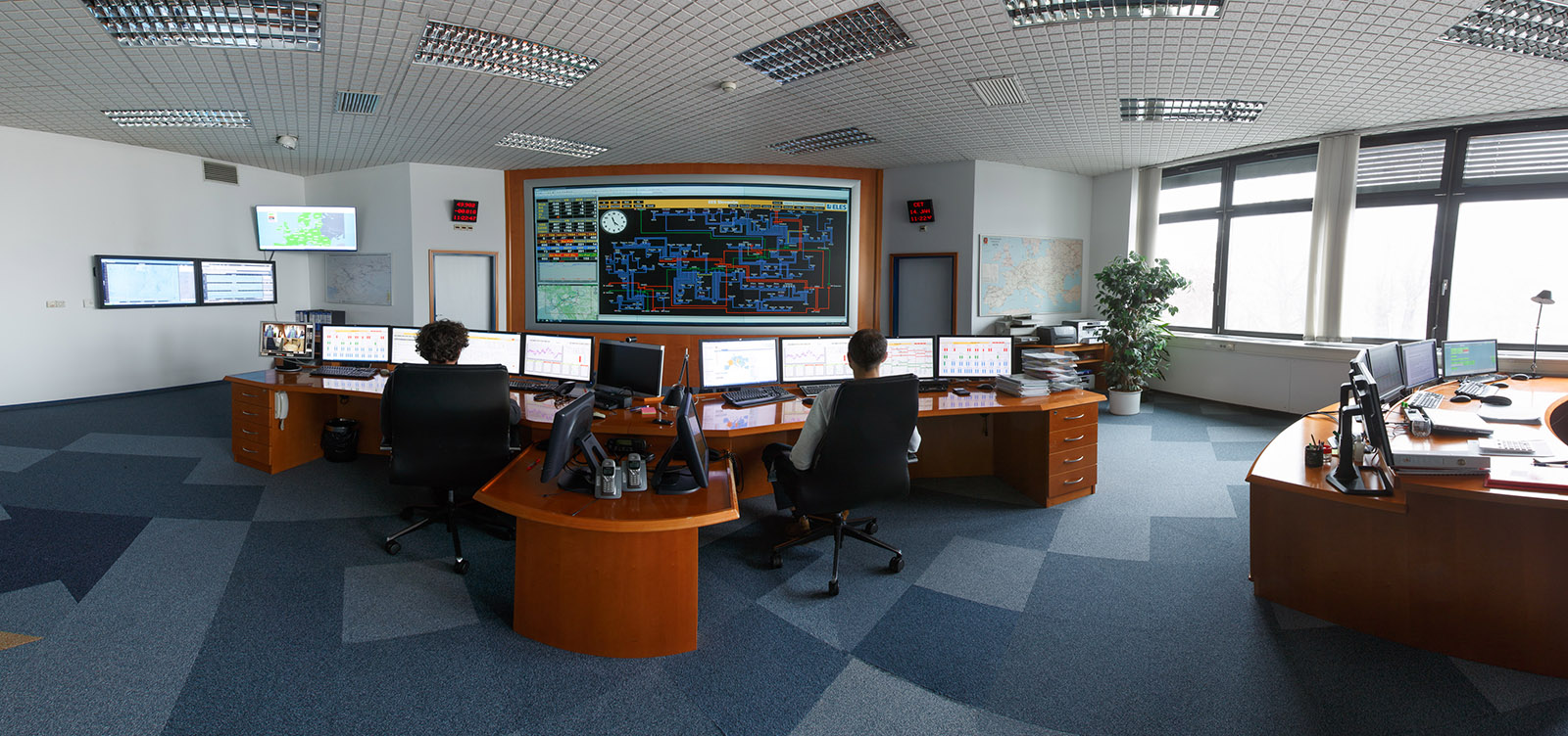 National Control Centre